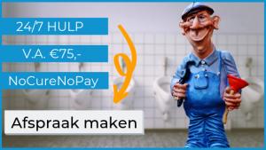 Ontstoppingsdienst Amsterdam
